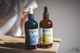 Ozonfix - kosmetyk do ciała i twarzy