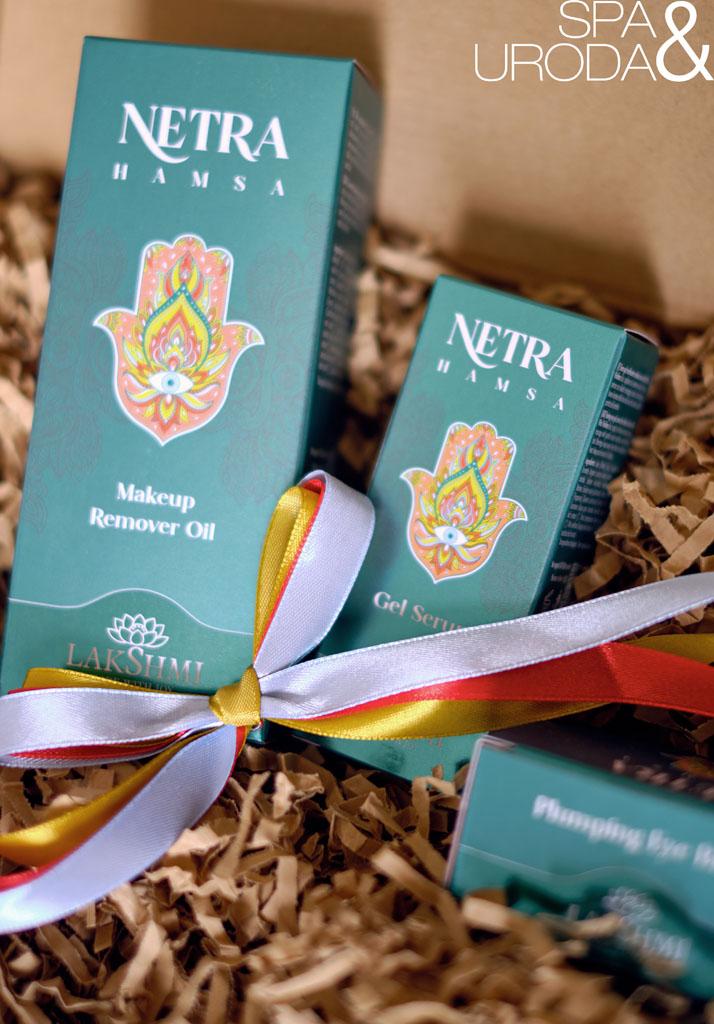 kosmetyki naturalne netra hamsa w paczce