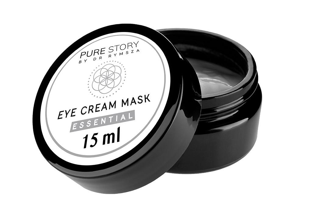 Eye Cream Mask